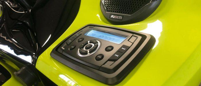 Sound-Controlpanel